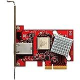 玄人志向 ネットワークカード GigabitEthernetボード PCI-Express用 10GBASE-T Ethernetポート 増設ボード GBEX-PCIE