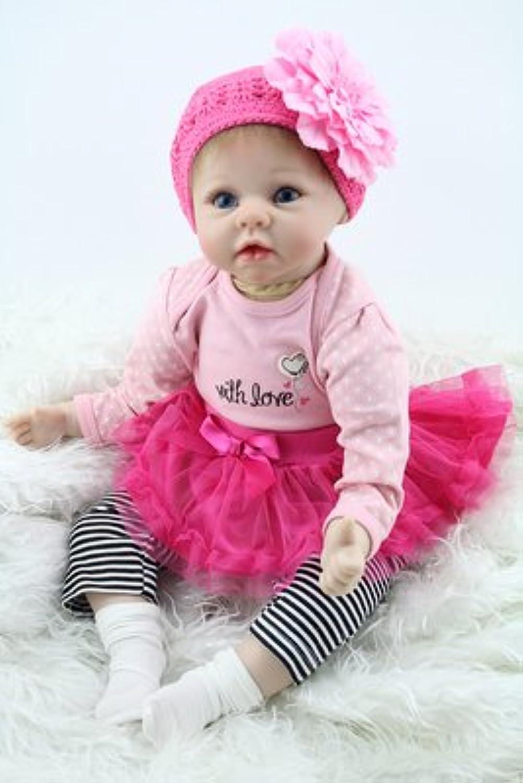 NPK COLLECTION 55(cm) リボーンドール ベビードール きせかえ人形 ドール お人形 誕生日プレゼント 新年プレゼント プレゼント