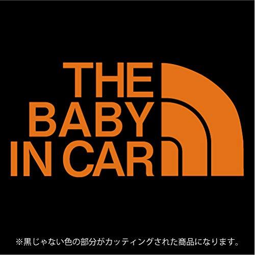 THE BABY IN CAR(ベビーインカー)ステッカー ...