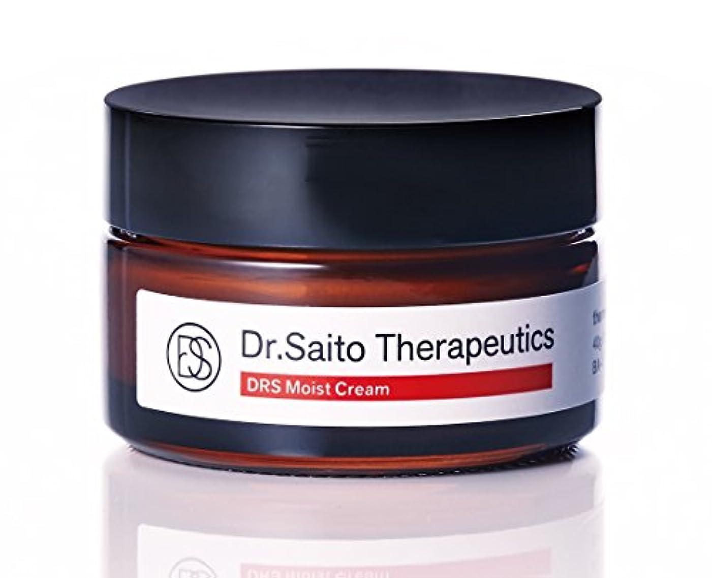 チューリップ政令ゲーム日本機能性医学研究所 Dr.Saito Therapeutics「DRS保湿クリーム」40g