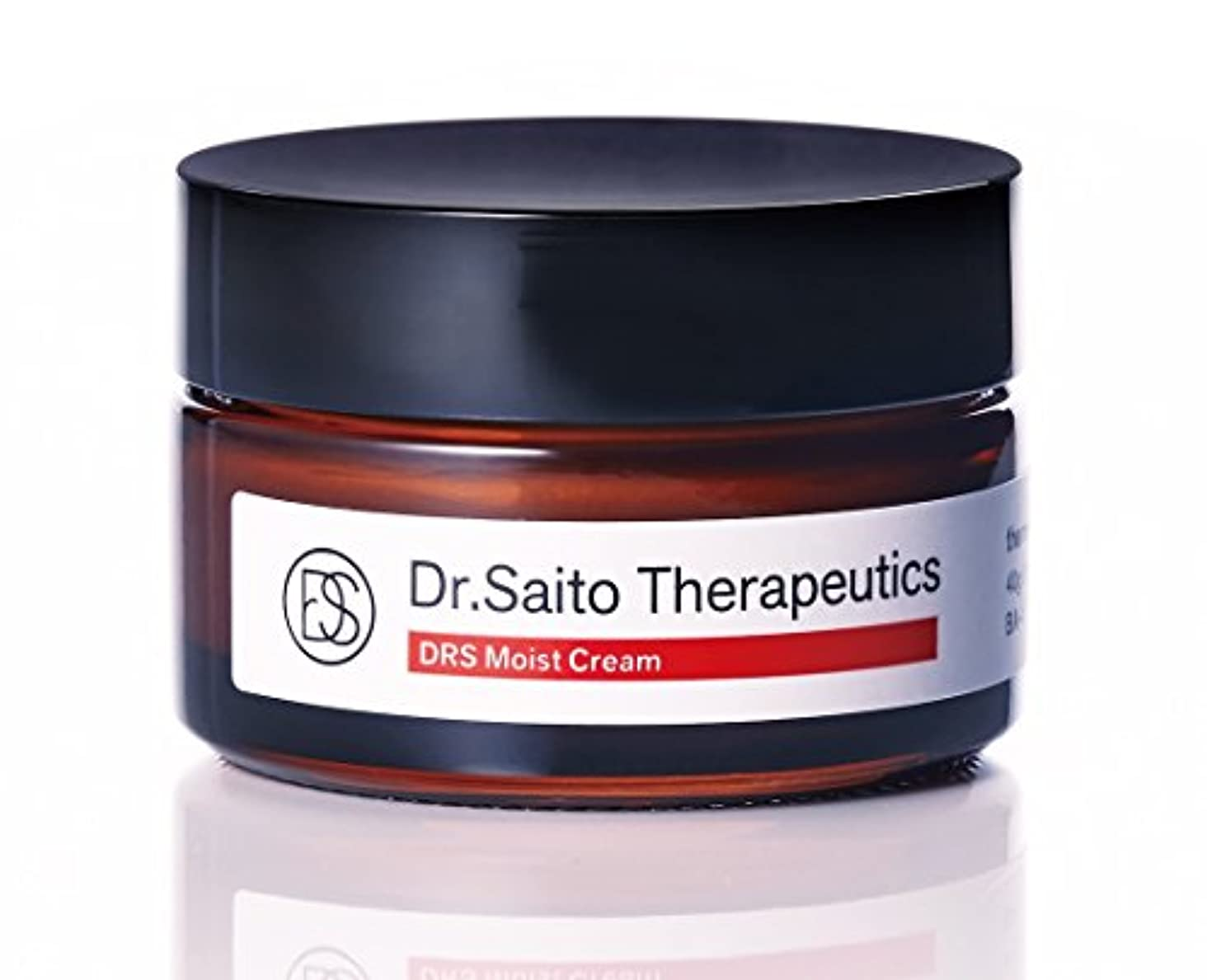 罪ピルファー除去日本機能性医学研究所 Dr.Saito Therapeutics「DRS保湿クリーム」40g