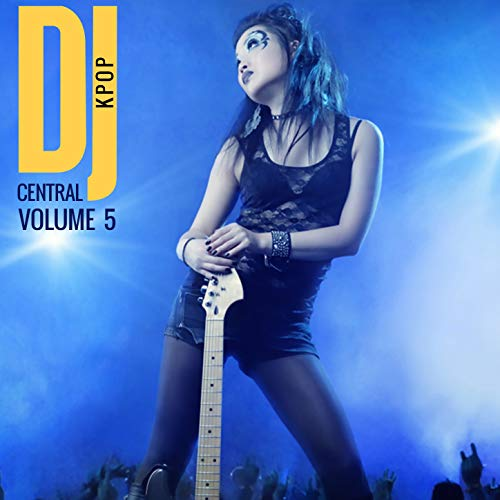 DJ Central Kpop Vol. 5