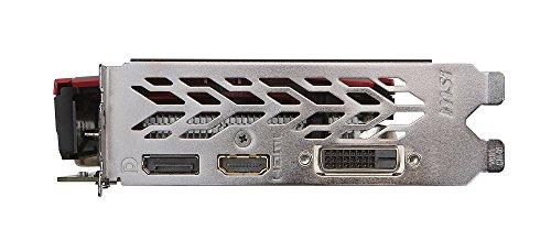『MSI GeForce GTX 1050 Ti GAMING X 4G グラフィックスボード VD6190』の3枚目の画像