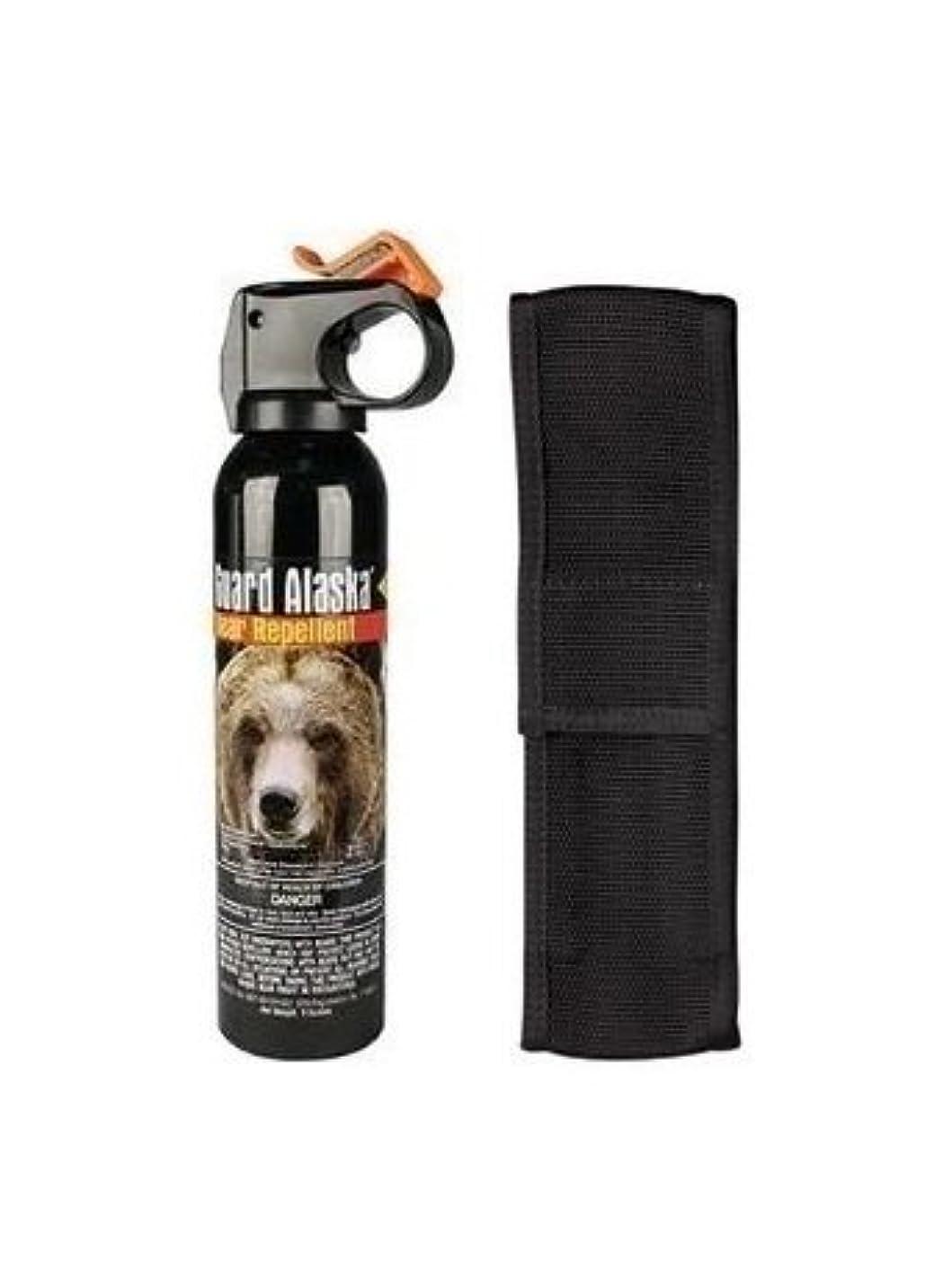 バルーン比喩猫背環境に安全Bear &動物撥、最も効果的な&パワフルDefenseスプレー( 9oz。トリガースタイルスプレーキャニスター) – Made in USA byガードアラスカ