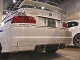 ARQRAY(アーキュレー) ステンレススポーツマフラー BMW E46 M3 オーバルテール