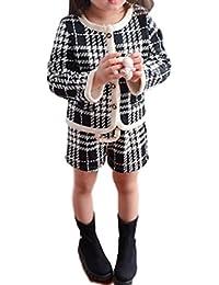 (エフィシェント) efficient 春夏 キッズ 女の子 セットアップ スーツ 2点セット 綺麗め セレモニー