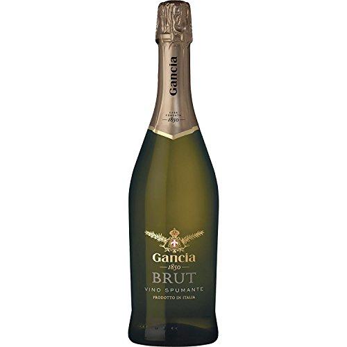 ガンチア・ブリュット・スプマンテ 750ml [イタリア/スパークリングワイン/辛口/ミディアムボディ/1本]