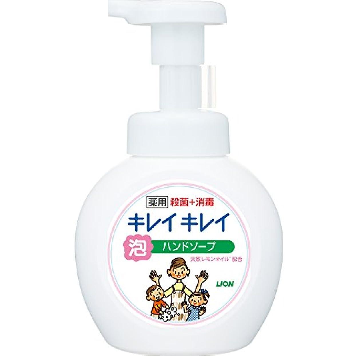 昇進共産主義者スマッシュキレイキレイ 薬用 泡ハンドソープ シトラスフルーティの香り 本体ポンプ 250ml(医薬部外品)