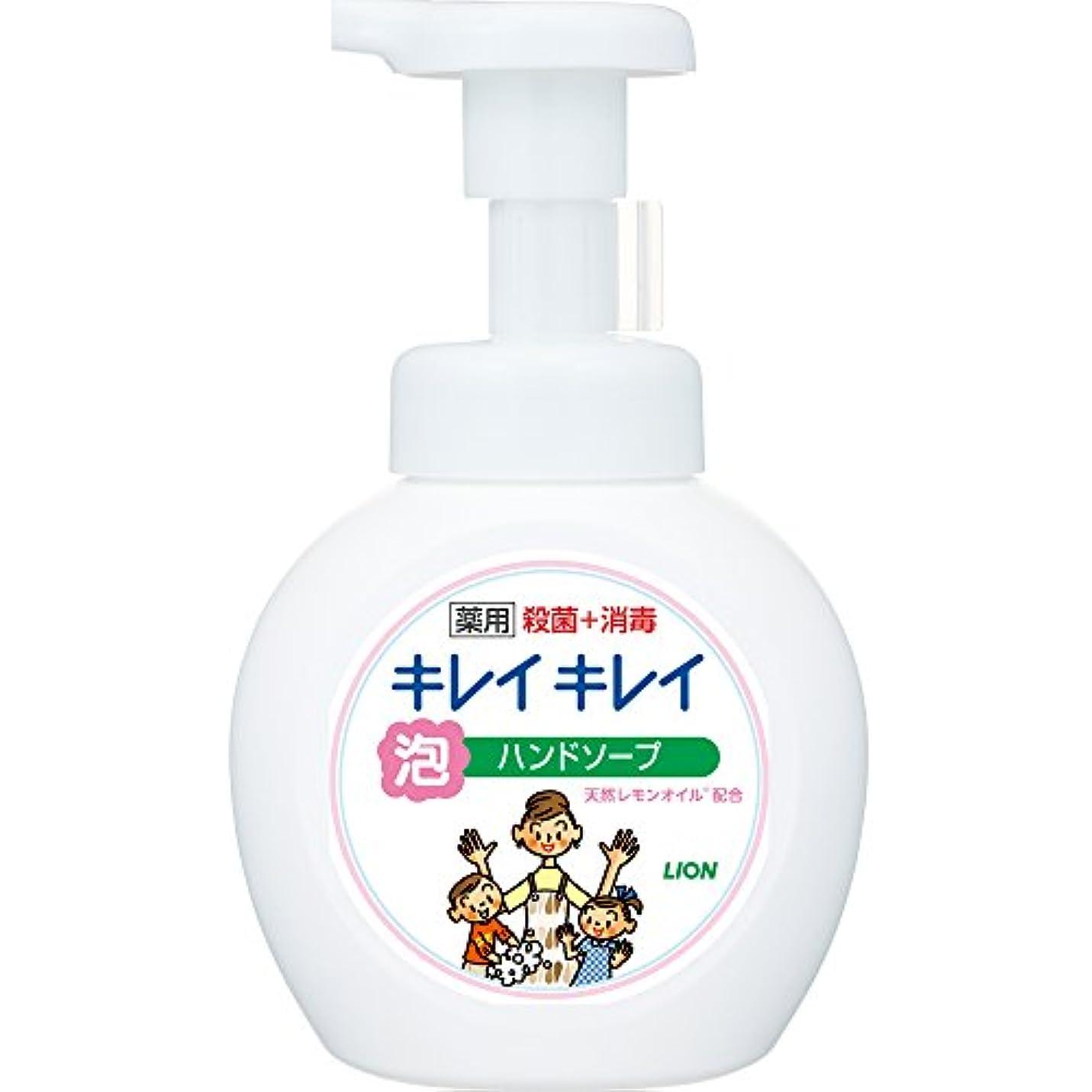 理由アセサスティーンキレイキレイ 薬用 泡ハンドソープ シトラスフルーティの香り 本体ポンプ 250ml(医薬部外品)