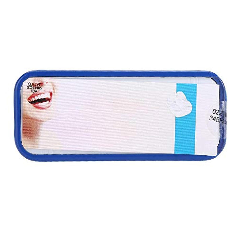 修正あらゆる種類の押すNitrip セラミックブラケット 歯科矯正ブラケット 歯科矯正装置 歯科矯正用 022MBT 345Hooks