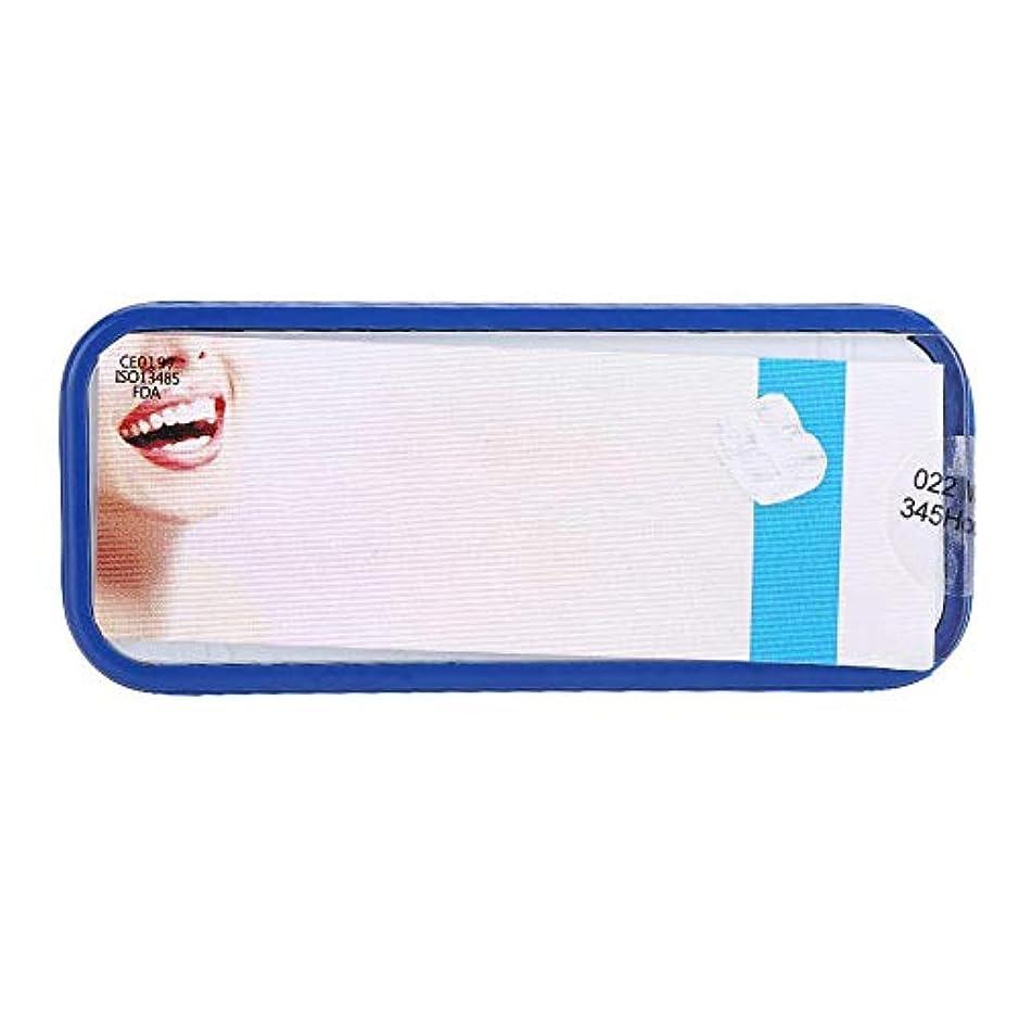 レンチ逸脱励起Nitrip セラミックブラケット 歯科矯正ブラケット 歯科矯正装置 歯科矯正用 022MBT 345Hooks