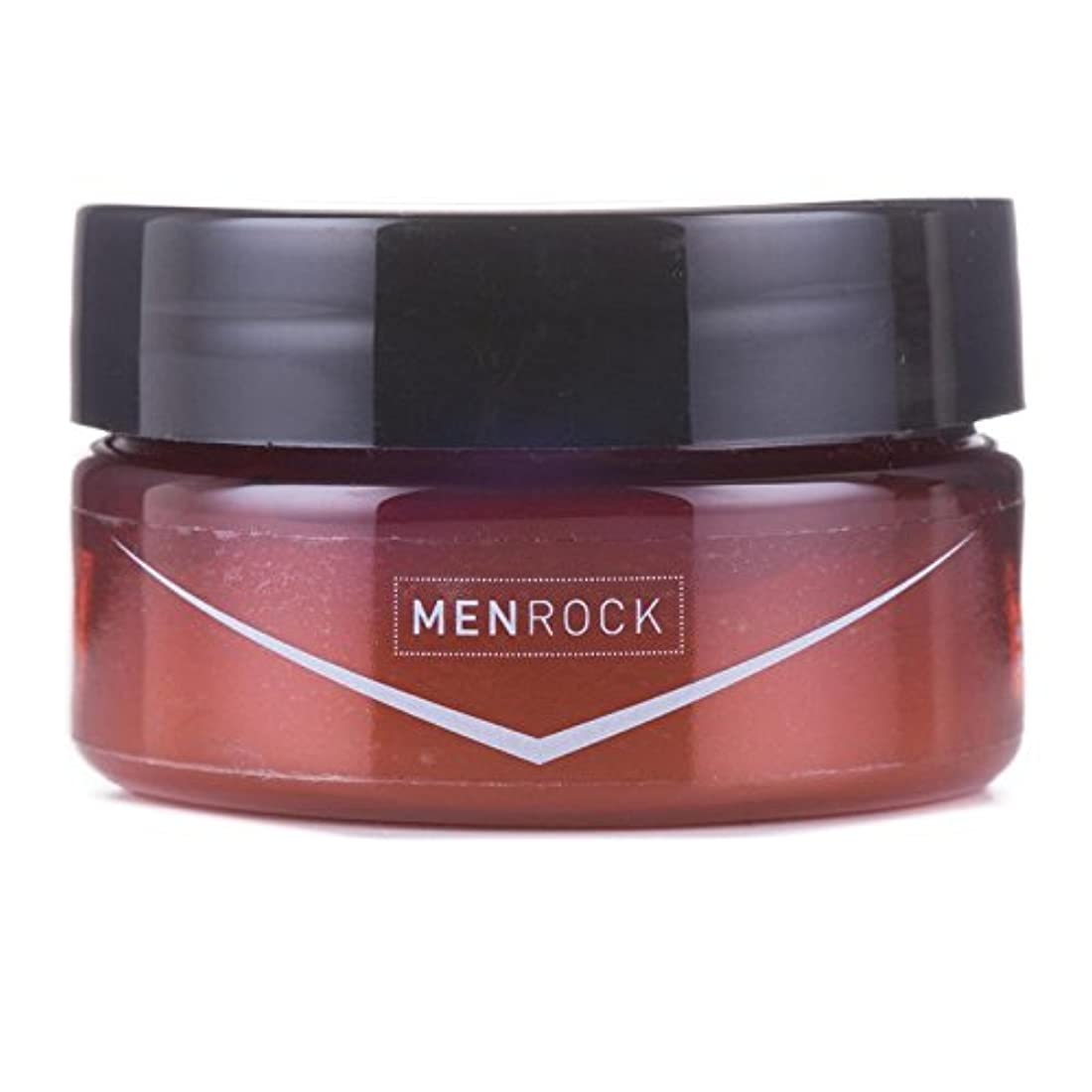 今後シンプルさ警察署男性の岩白檀口ひげワックス x2 - Men Rock Sandalwood Moustache Wax (Pack of 2) [並行輸入品]