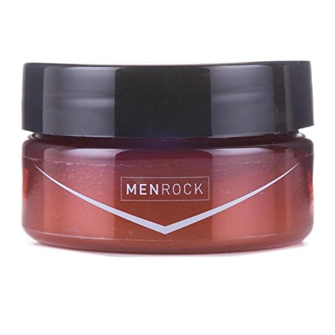 ひも真鍮広告Men Rock Sandalwood Moustache Wax (Pack of 6) - 男性の岩白檀口ひげワックス x6 [並行輸入品]