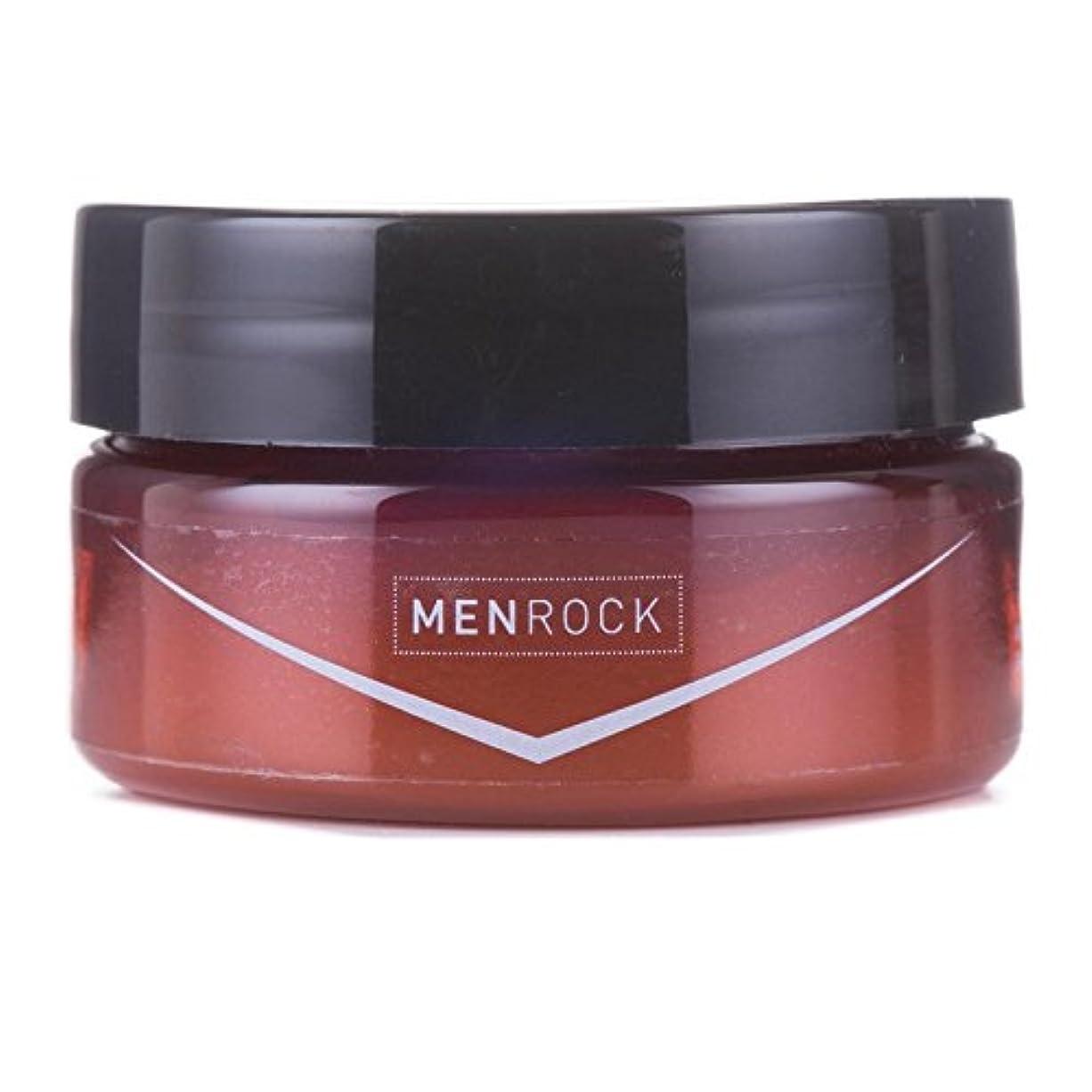 ボリューム横向き屋内男性の岩白檀口ひげワックス x4 - Men Rock Sandalwood Moustache Wax (Pack of 4) [並行輸入品]