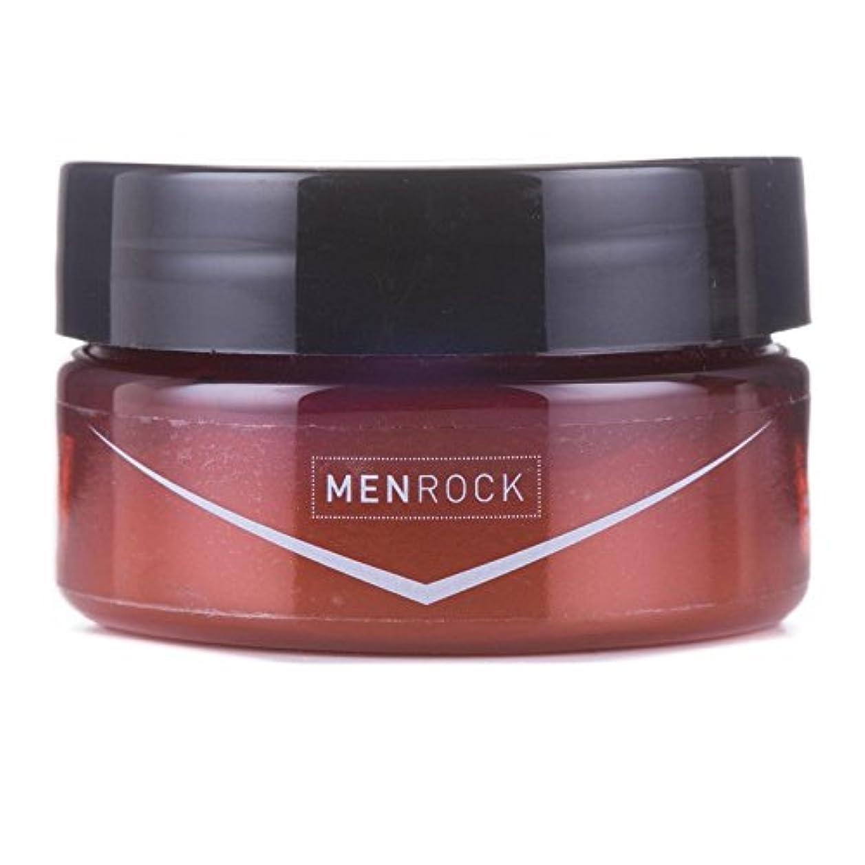 補正パンツ反響するMen Rock Sandalwood Moustache Wax - 男性の岩白檀口ひげワックス [並行輸入品]