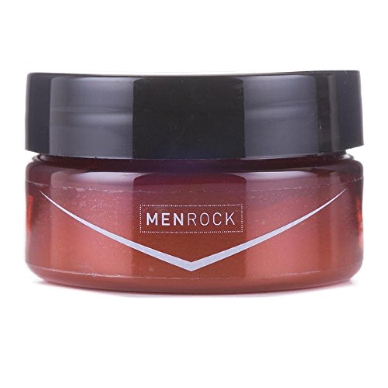権威ロケット爆風Men Rock Sandalwood Moustache Wax (Pack of 6) - 男性の岩白檀口ひげワックス x6 [並行輸入品]