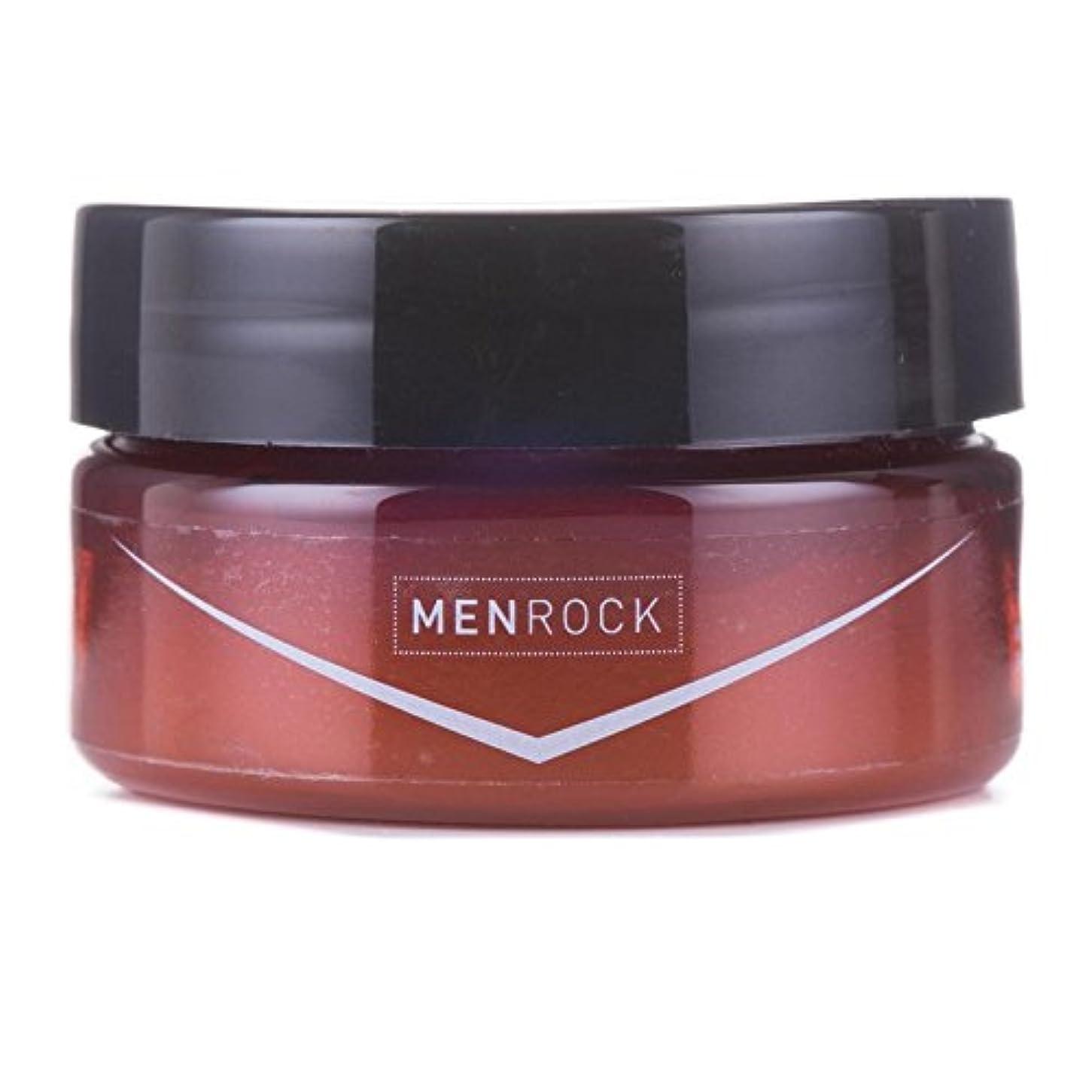 ギャザークリエイティブ専門Men Rock Sandalwood Moustache Wax (Pack of 6) - 男性の岩白檀口ひげワックス x6 [並行輸入品]