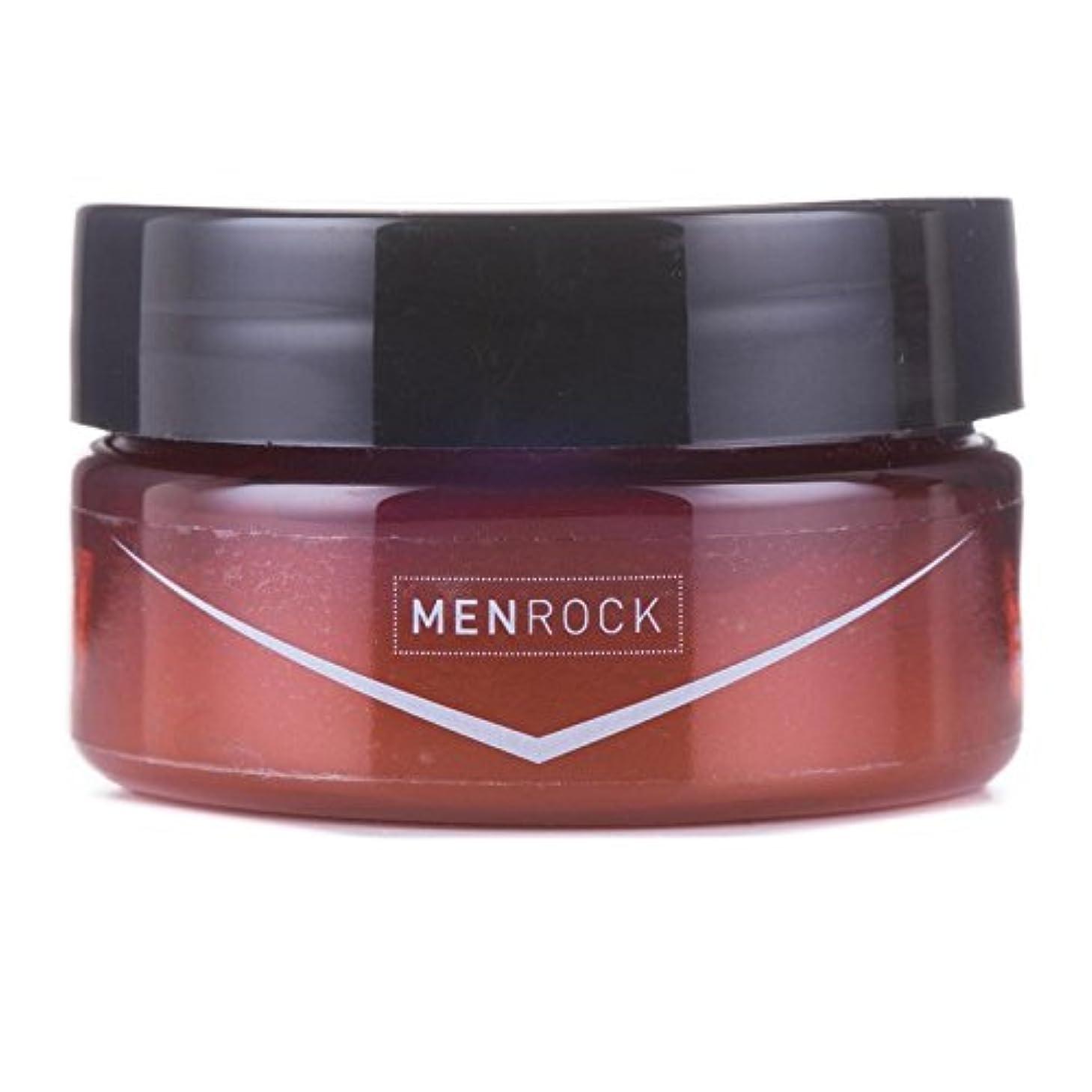 売る面接続されたMen Rock Sandalwood Moustache Wax - 男性の岩白檀口ひげワックス [並行輸入品]