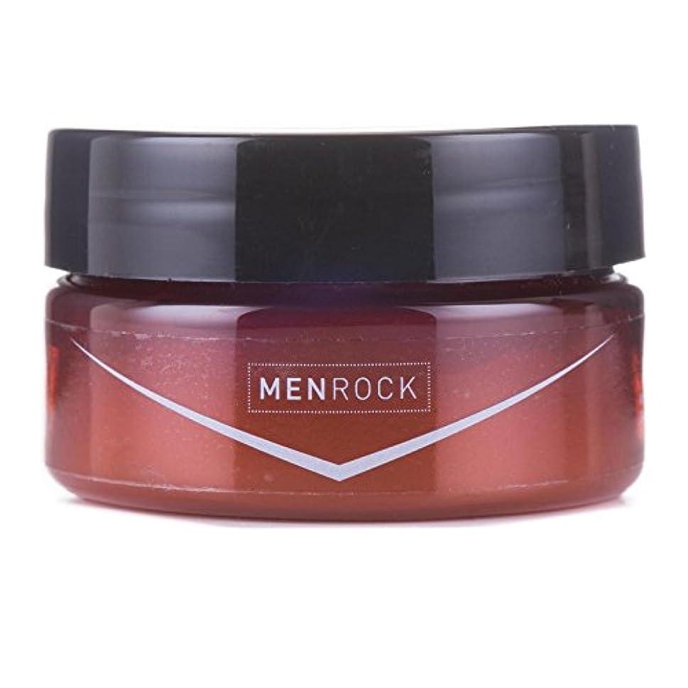 ラテン欺段落Men Rock Sandalwood Moustache Wax (Pack of 6) - 男性の岩白檀口ひげワックス x6 [並行輸入品]