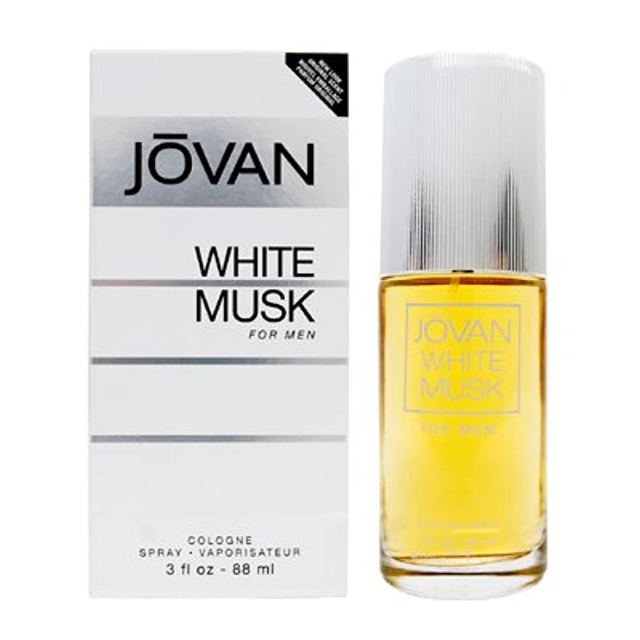 適切な聴くなぜジョーバン?ホワイトムスク フォーメン EDC SP (男性用香水) 88ml(並行輸入品)
