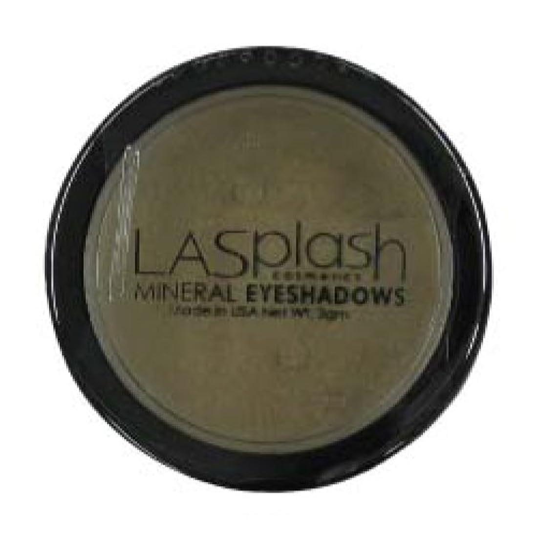 サスペンション構造会員LASplash ミネラルアイスパークルアイシャドウスパークリングゴールド237