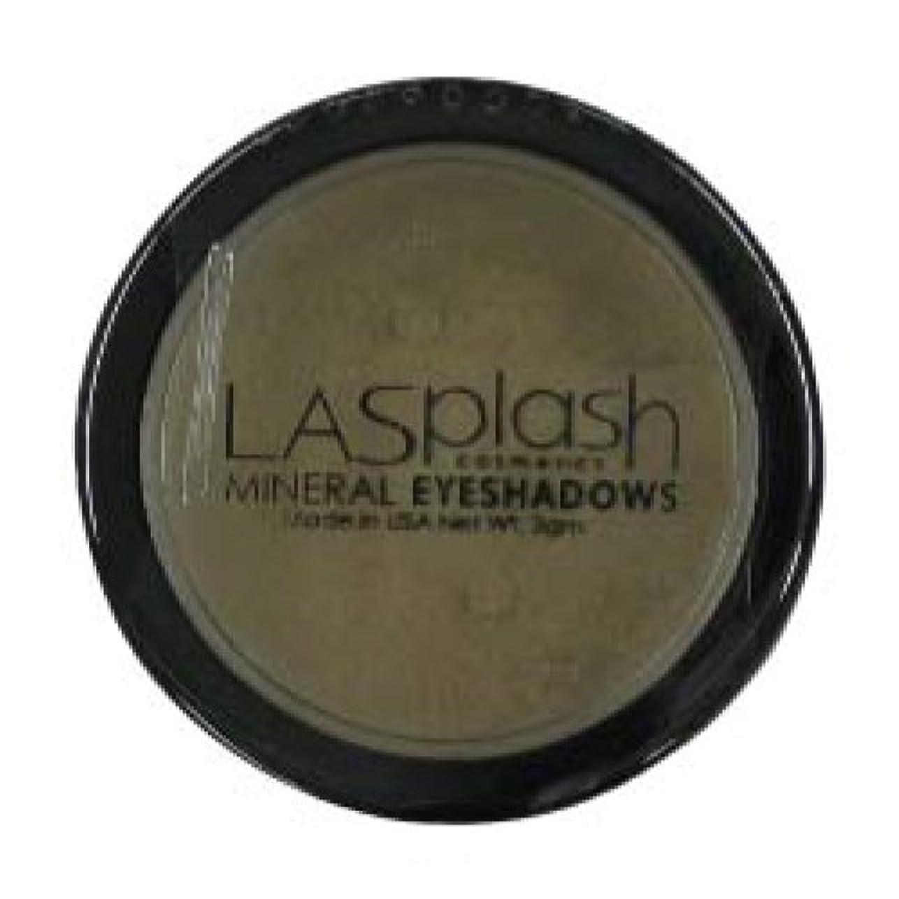チロリンスニックネームLASplash ミネラルアイスパークルアイシャドウスパークリングゴールド237