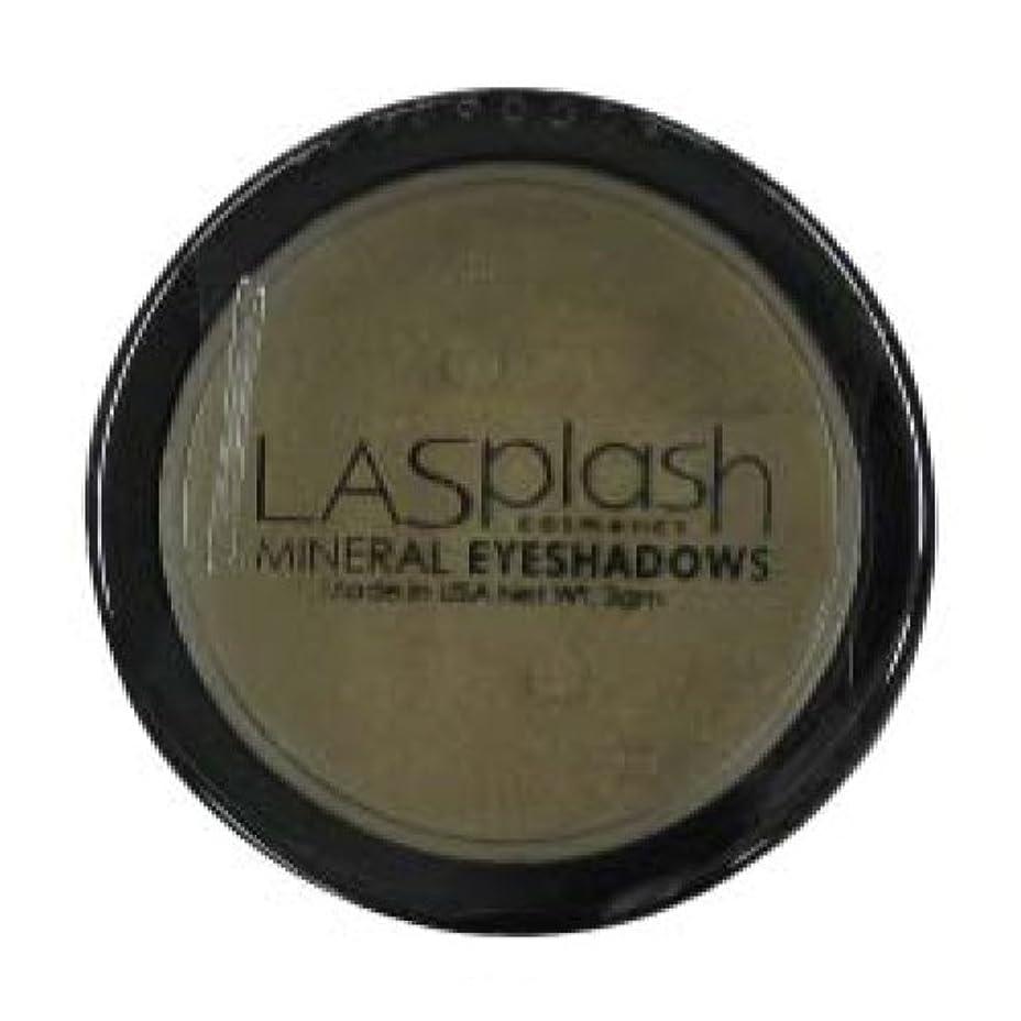 毒液説教する鰐LASplash ミネラルアイスパークルアイシャドウスパークリングゴールド237