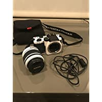 PENTAX デジタル一眼カメラ K-01 ボディ ホワイト/ブラック K-01BODY WH/BK