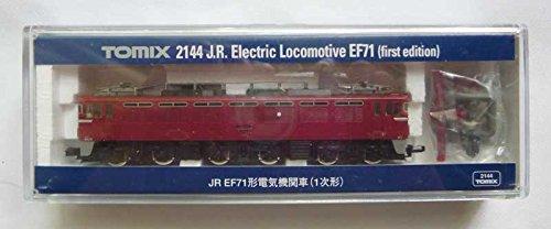 Nゲージ車両 EF71 (1次形) 2144