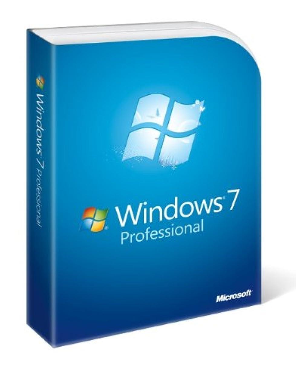 輝くネイティブ合体【旧商品】Microsoft Windows 7 Professional 英語版