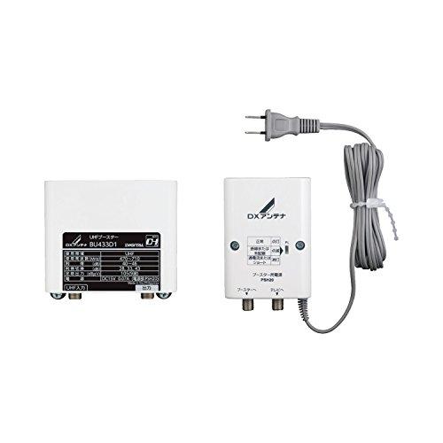 DXアンテナ UHFデュアルブースター  BU433D1