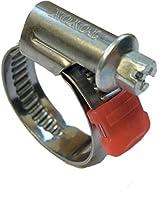 TOYOX セーフティ セミステンレス FS型 ホース外径 10-15mm用 FS-15