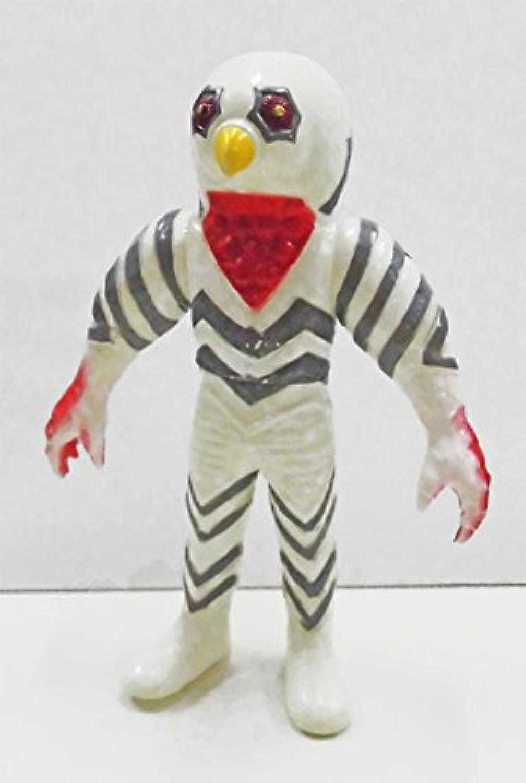 円谷 ウルトラ怪獣 ソフビ ガッツ星人 (1983年製)