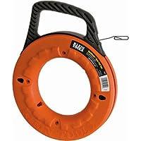 Klein Tools 56002 1/8-Inch Wide Steel Fish Tape 65-Foot [並行輸入品]
