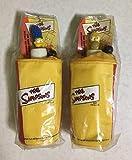 シンプソンズ ペットボトルホルダー 2個セット バンプレスト
