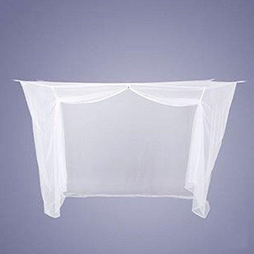 【ノーブランド品】 蚊帳 白 6畳用 300×210×230