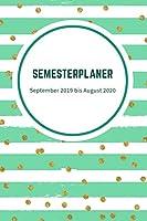 Semesterplaner: Dein Planer fuer die Fachhochschule fuer das Wintersemester 2019/20 und Sommersemester 2020