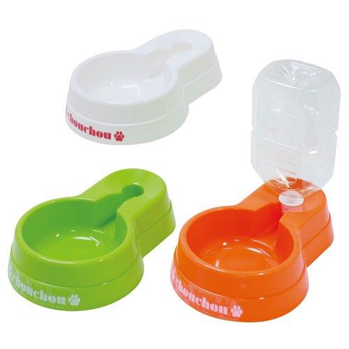 お留守番にも♪軽くて洗いやすい!使いやすい!★ペット 自動給水器 (室内用)★お色が選べます♪