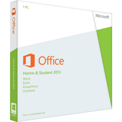 English version/英語版 Microsoft Office Home and Student 2013 [DVD-ROM]地域限定バージョン【並行輸入品】