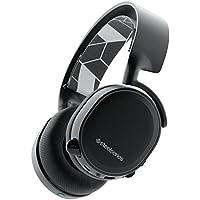 【国内正規品】 密閉型 Bluetoth ワイヤレス ゲーミングヘッドセット SteelSeries Arctis 3 Bluetooth 61485