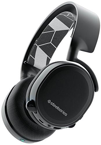 密閉型 Bluetoth ワイヤレス ゲーミングヘッドセット Arctis 3 Bluetooth SteelSeries 61485