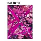 BEAUTIFUL Ver (翻訳付) モンスタ X (MONSTA X) 正規1集 (韓国盤)(2×初回ポスター/特典付)(ワンオンワン店限 定)