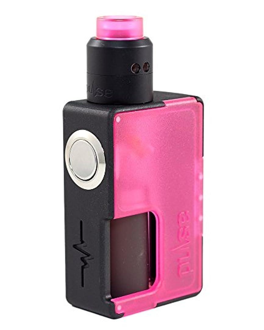 賢明な比類なき応援するメカニカルキット 電子タバコ VANDY VAPE PULSE BF KIT 20700バッテリー使用 メカスコ (Frosted-Pink)