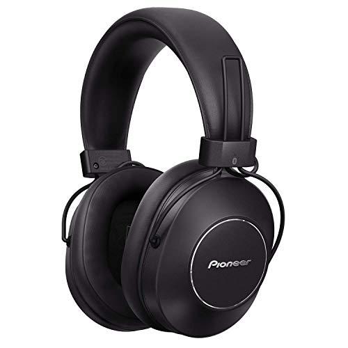 パイオニア Pioneer SE-MS9BN(B) Bluetoothヘッドホン 密閉型/ハイレゾ対応(コード接続時) ブラック SE-MS9BN(B)国内正規品