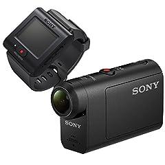 ソニー SONY ウエアラブルカメラ アクションカム ベーシックモデル(HDR-AS50R) ライブビューリモコンキット