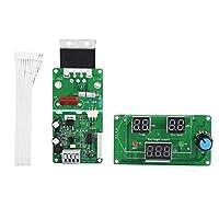 スマートスポット溶接機時間制御モジュールデジタルディスプレイコントローラーボード(100A)