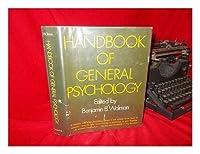 Handbook of General Psychology