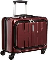 [ワールドトラベラー] World Traveler アマゾン限定 ACEコラボ特別企画 ペンタクォーク 横型ビジネスキャリー 35cm・31リットル・TSAロック搭載・機内持込可・バッグインバッグ付 05664 10 (レッド)