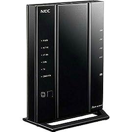 NEC 11ac対応 1733+800Mbps 無線LANルータ(親機単体)Aterm WG2600HP3 PA-WG2600HP3