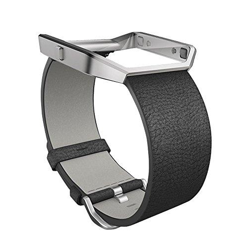 [해외]일본 정규 대리점 상품 Fitbit Blaze 교체 가죽 밴드 + 프레임/Japan Authorized Agent Fitbit Blaze Replacement Leather Band + Frame